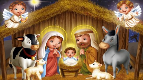 6663-nativity-christ-christianity-religion-angel